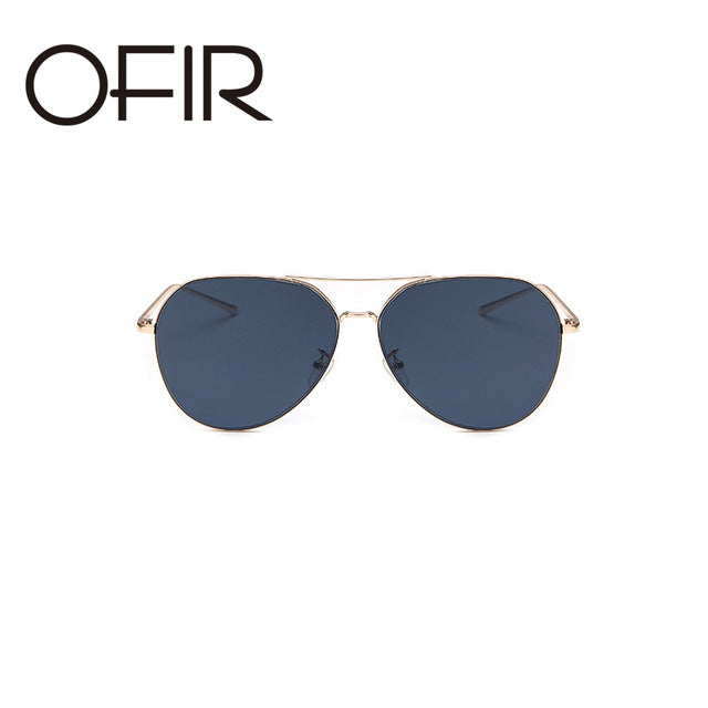 Top Selling Unisex Oversized Oval Sunglasses - shopoile