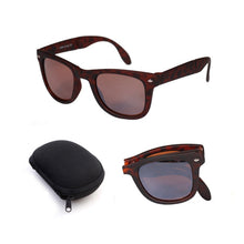 YOOSKE Foldable Sunglasses Eye Protection - shopoile