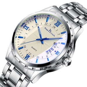 Waterproof Casual Top Luxury Retro Luminous  Watches - shopoile