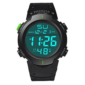 HONHX LED Waterproof Digital Sports Watch - shopoile