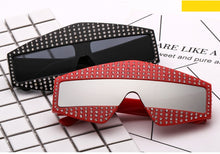 Catwalk Rectangle Sunglasses Fashion Shades for Women