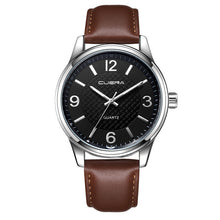 Luxury Quartz Watch Stainless Steel Dial Casual Watch