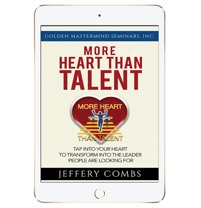 Mindset Training - More Heart than Talent