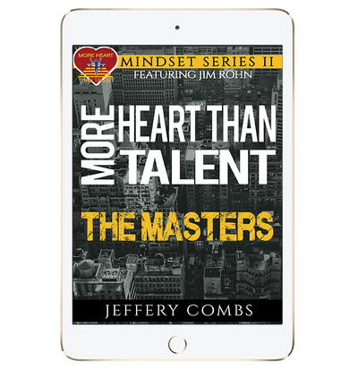 More Heart Than Talent - Mindset Series V2