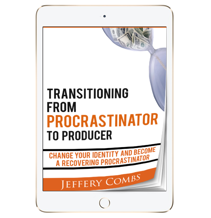 Transitioning from Procrastinator To Producer