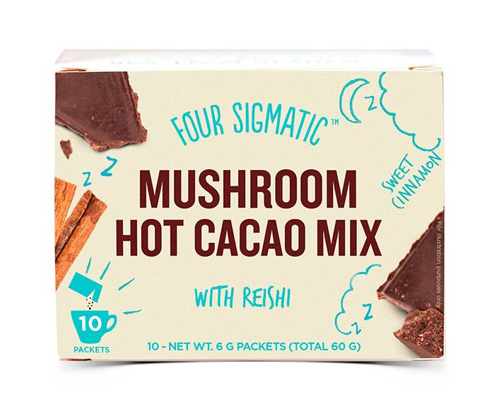Four Sigmatic - Mushroom Hot Cacao with Reishi