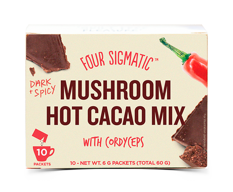 Four Sigmatic - Mushroom Hot Cacao with Cordyceps