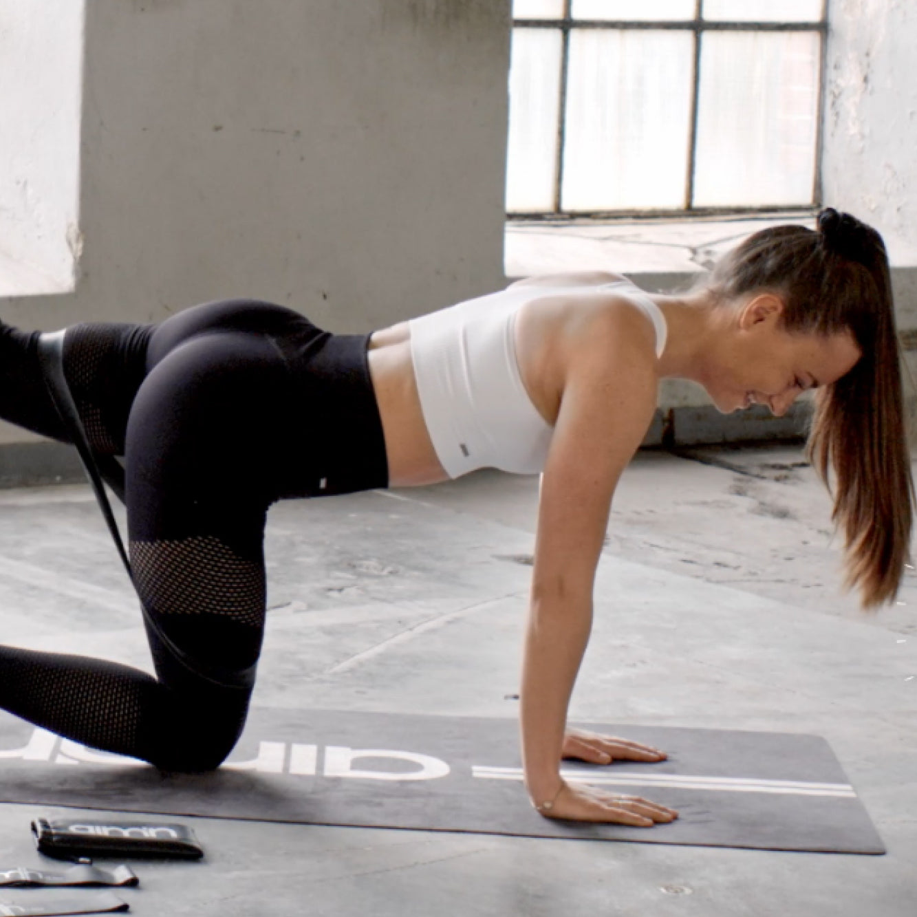 YOUTUBE HOME WORKOUTS