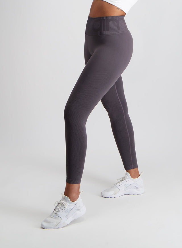 CONCRETE ATTENTION SEAMLESS TIGHTS aim'n sportswear