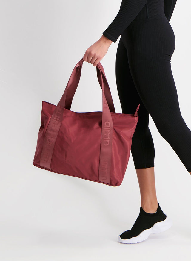 PINK BEAT TOTE BAG aim'n sportswear