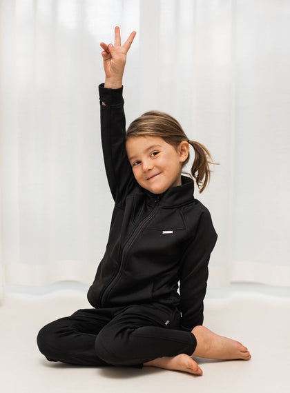MINI BOOST SWEAT JACKET aim'n sportswear