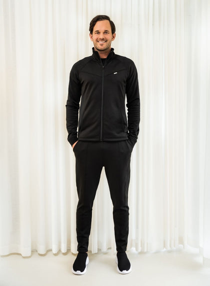 MAN BOOST SWEAT JACKET aim'n sportswear