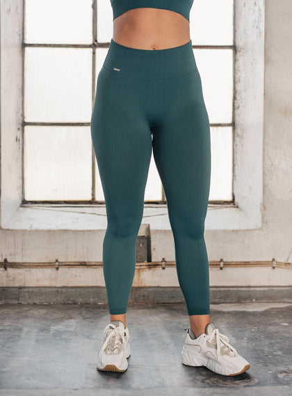 HYDRO RIBBED SEAMLESS TIGHTS aim'n sportswear