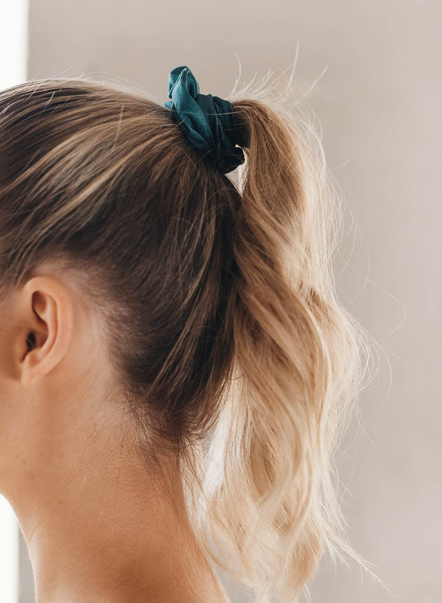 3-PACK SCRUNCHIE HYDRO/BLACK/WHITE