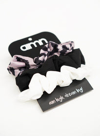 Aim'n Scrunchies 3-pack