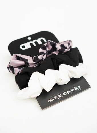 Scrunchies 3-Pack aim'n sportswear