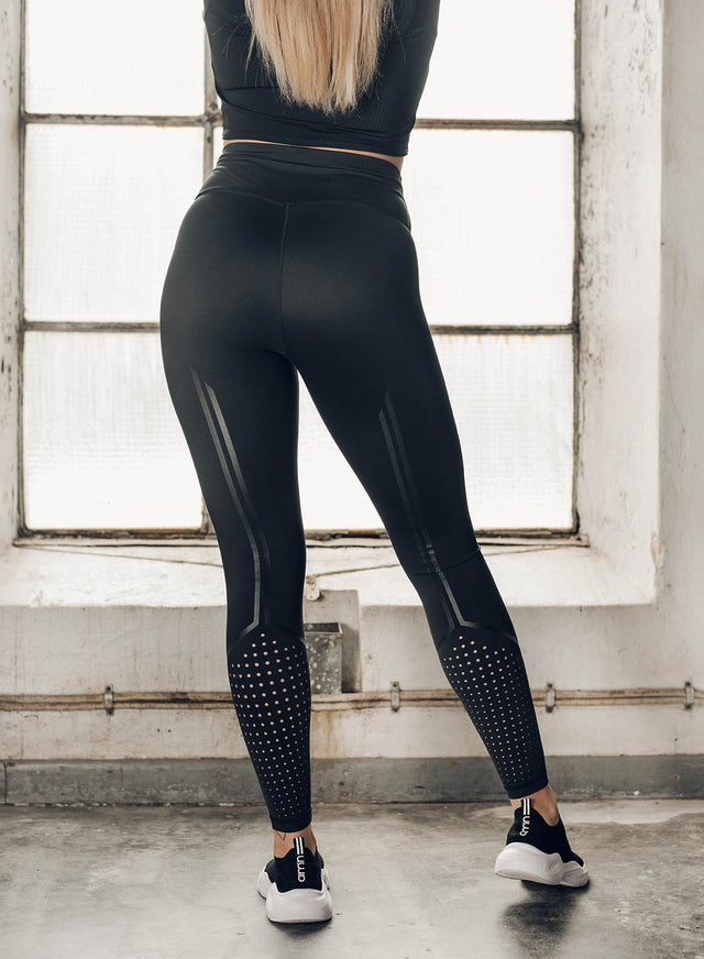 BLACK AIR TIGHTS aim'n sportswear
