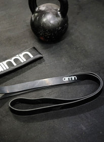 Black Long Resistance Bands