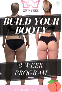 Build Your Booty - 8 Week Program