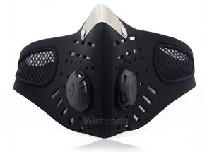 Activated Carbon Running Mask