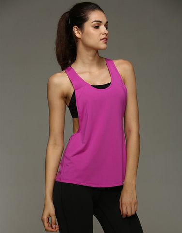 Women's Quick-drying Fitness Tank Top