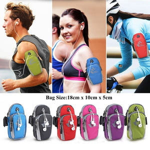 FREE Waterproof Sports Armband - Limited Quantity