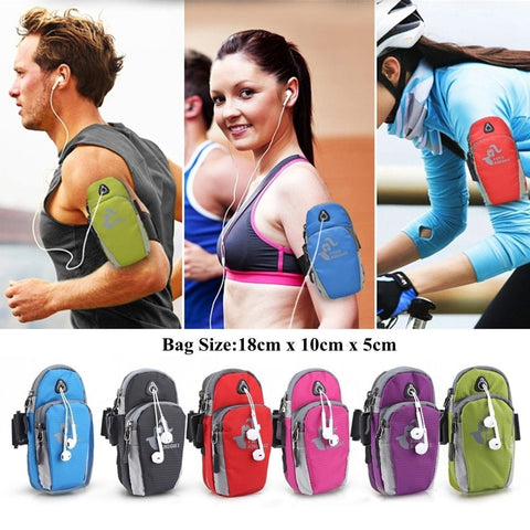 FREE! Waterproof Sports Armband - Limited Quantity