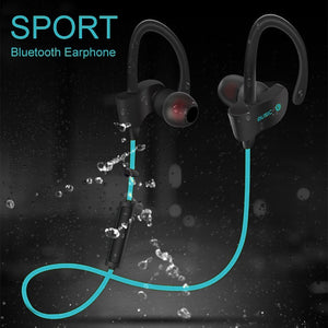 Sweatproof / Active Noise Cancelling Bluetooth Headphones