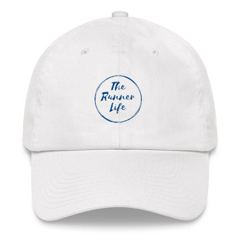 """The Runner Life"" Dad Hat"