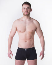 Black Trunk - Mr Smith's Underwear - Premium British Men's Underwear