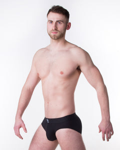 Black Brief - Mr Smith's Underwear - Premium British Men's Underwear