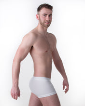 White Trunk - Mr Smith's Underwear - Premium British Men's Underwear