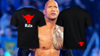 Polera Wrestling: The Rock (1039186329647)