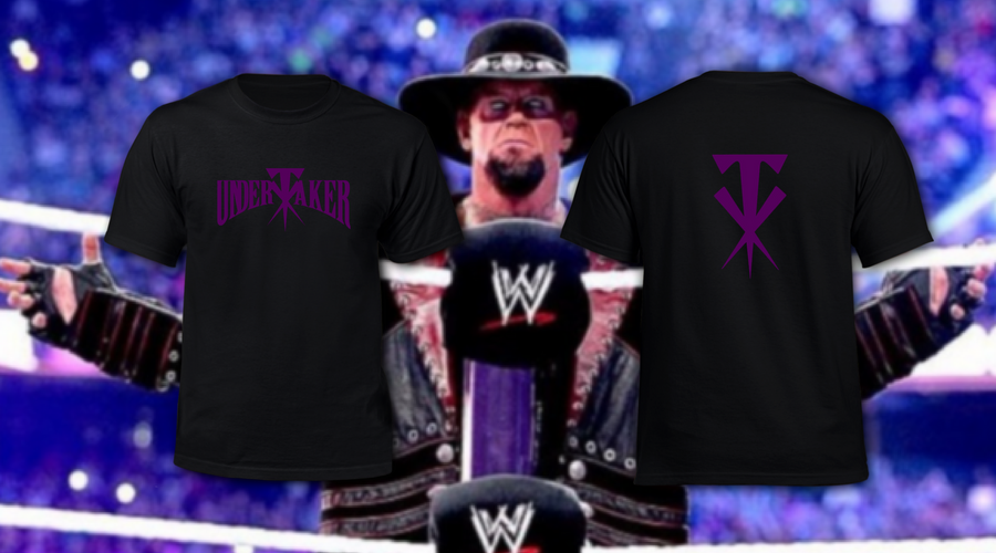 Polera Wrestling: The Undertaker (1039186427951)