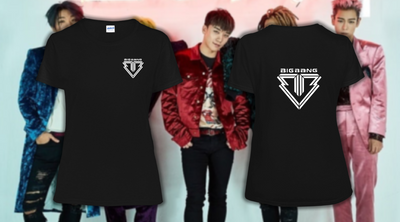 Polera K-Pop: Big Bang (987934294063)