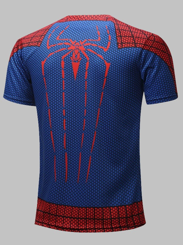 Polera Marvel: Spider-Man Suit
