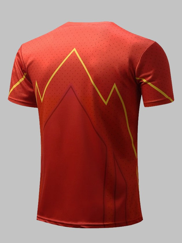 Polera DC: Flash Suit