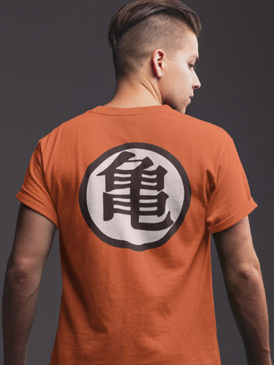 Polera Dragon Ball: Kanji Kame (520928657455)