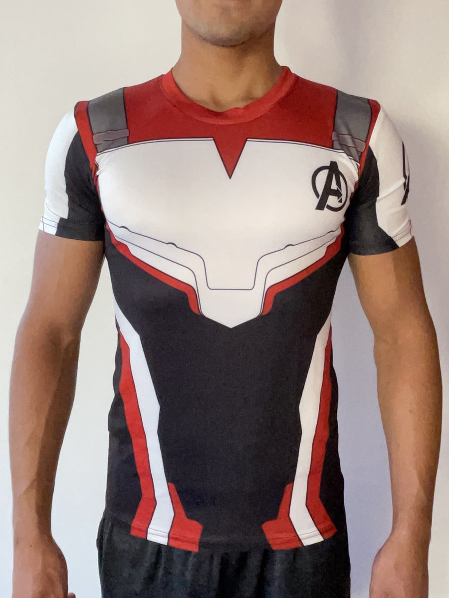 Polera Fit Marvel: Avengers