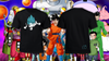 Polera Dragon Ball: Gokú Blue (520928395311)