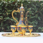 Royal Jinni drinking set