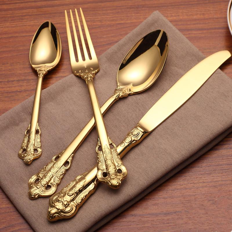 Royal Vintage Cutlery Set