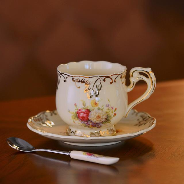 Royal European Tea Cup