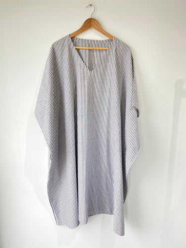 Vintage Striped Caftan XL-XXL