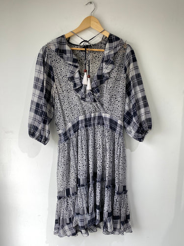 Vintage Diane Freis Cotton Dress