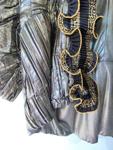 1975 Zandra Rhodes Metallic Jacket