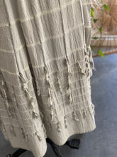 Vintage Issey Miyake Skirt with Fringe - The Curatorial Dept.