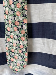 Vintage Liberty of London Strawberry Tie
