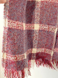 Vintage Tapestries Ireland Wool Scarf
