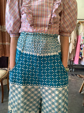 Alembika Colorful Striped Caftan - The Curatorial Dept.